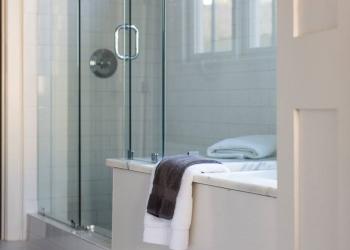 Montclair Danby Marble Bathroom Shower