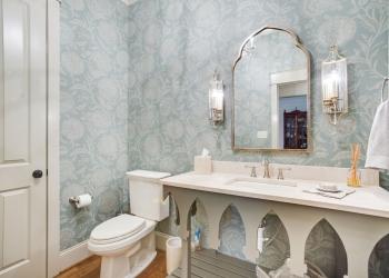 Marble Bathroom Countertop Crema Marfil Honed