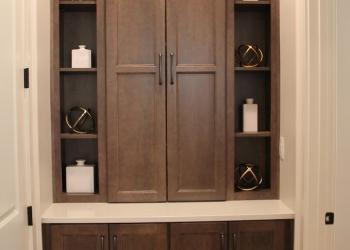 Silestone Shelf