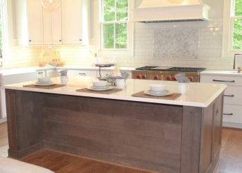 Silestone Kitchen Island