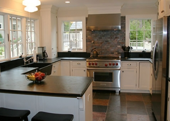 Surface One Soapstone Kitchen Countertops