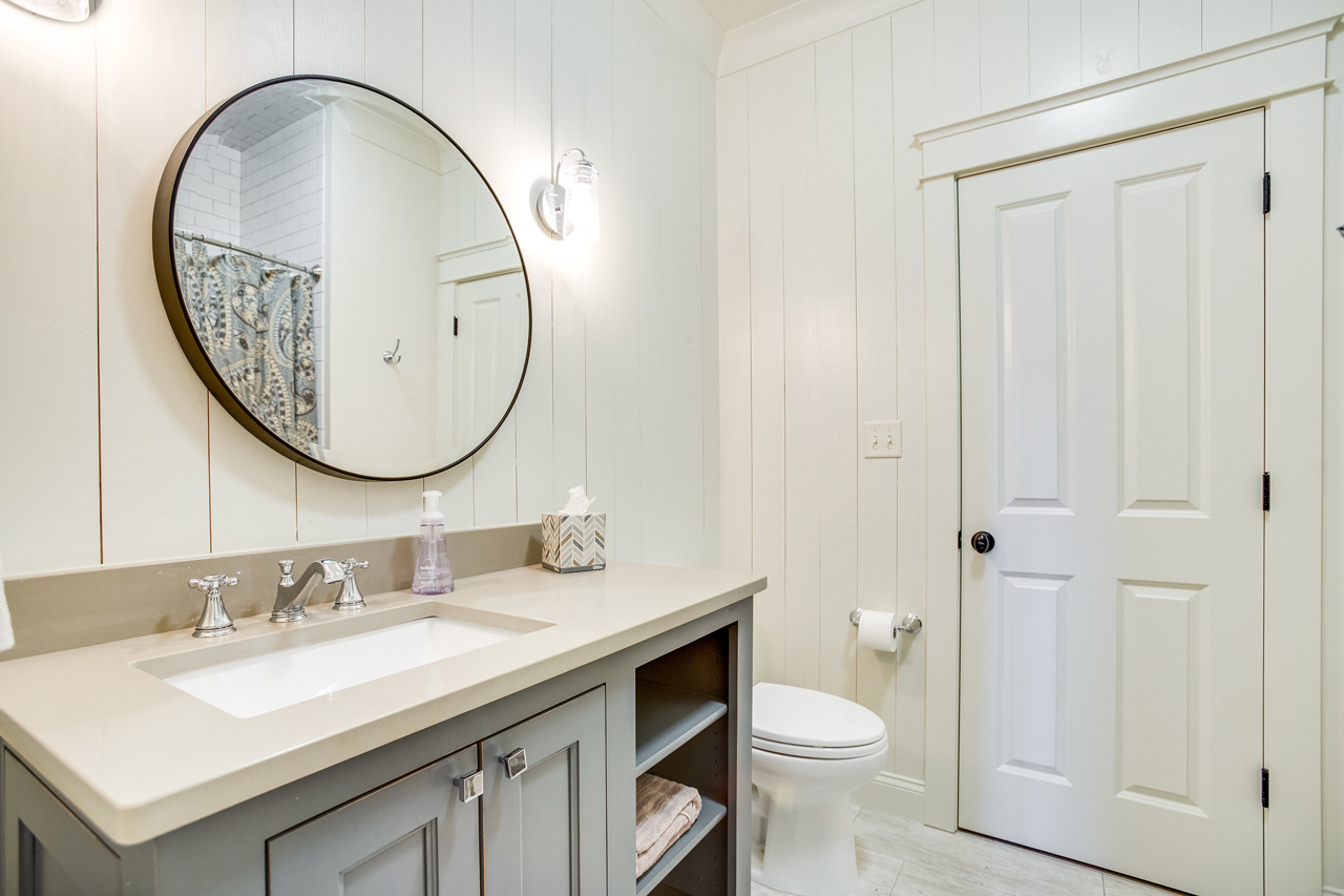 Msi Quartz Ash Grey Bathroom Countertop