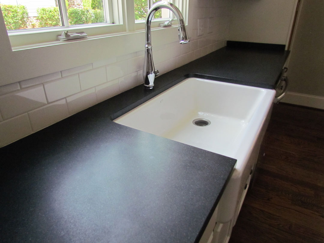 Which granite finish to choose surface one for How to hone marble