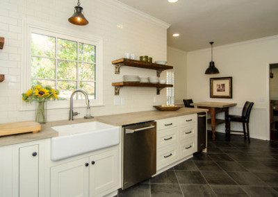 Surface One Kitchen Remodel