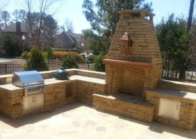 Surface One Outdoor Kitchen