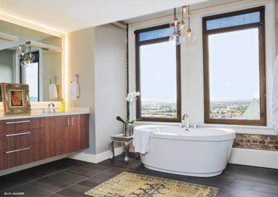Surface One Quartz Bathroom Countertops