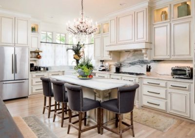 Surface One Marble Kitchen Countertops