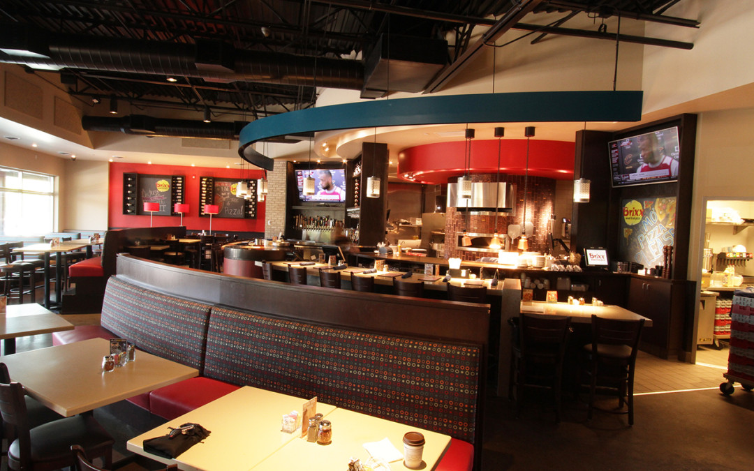 Custom Surfaces for Brixx Restaurant