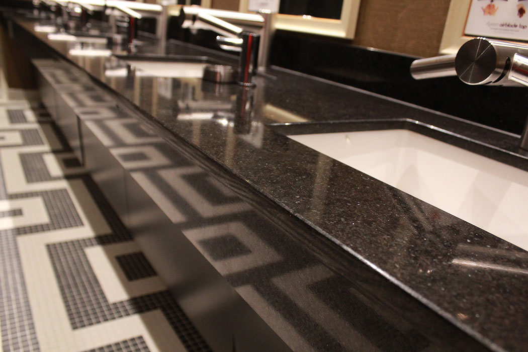 Wind Creek Casino Montgomery | Cambria Quartz | Surface One