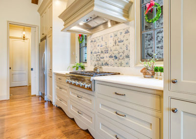 Surface One Honed Marble Kitchen