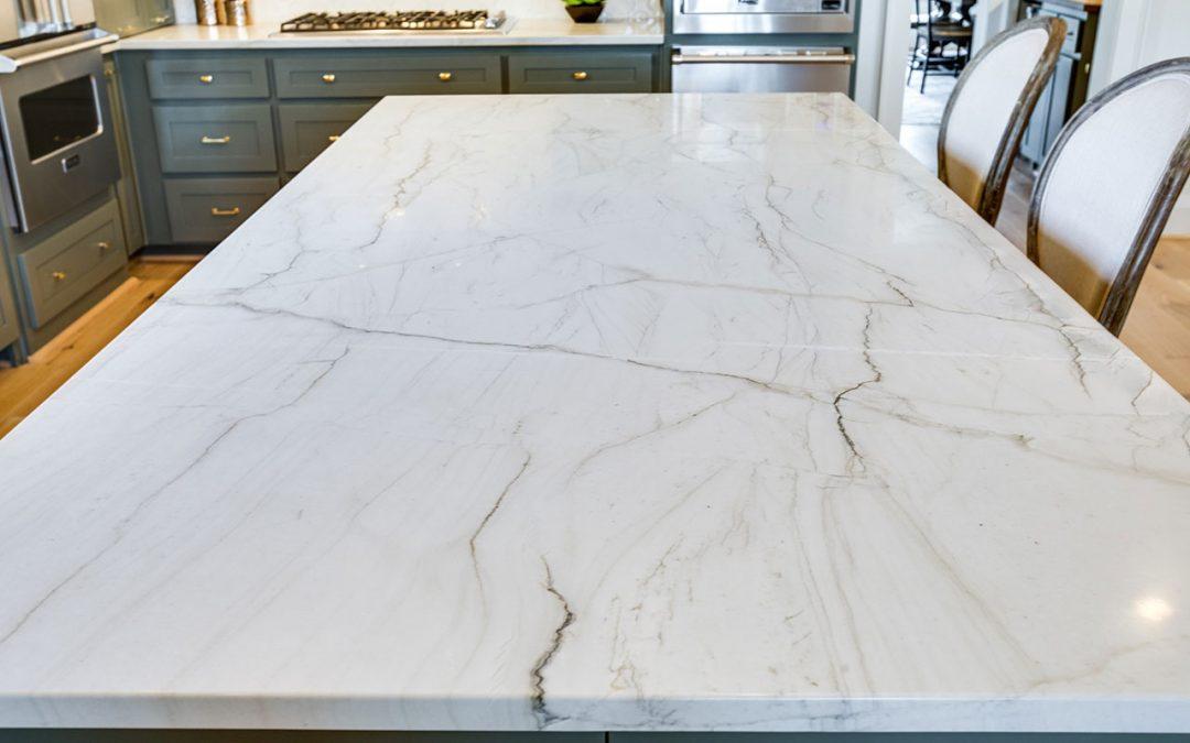 Aria Quartzite Countertops