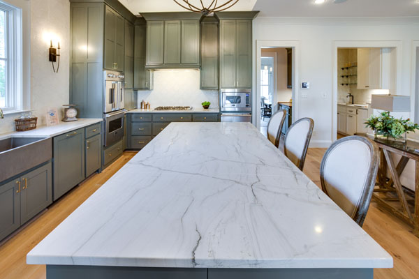What Were Kitchen Countertops Made Of In