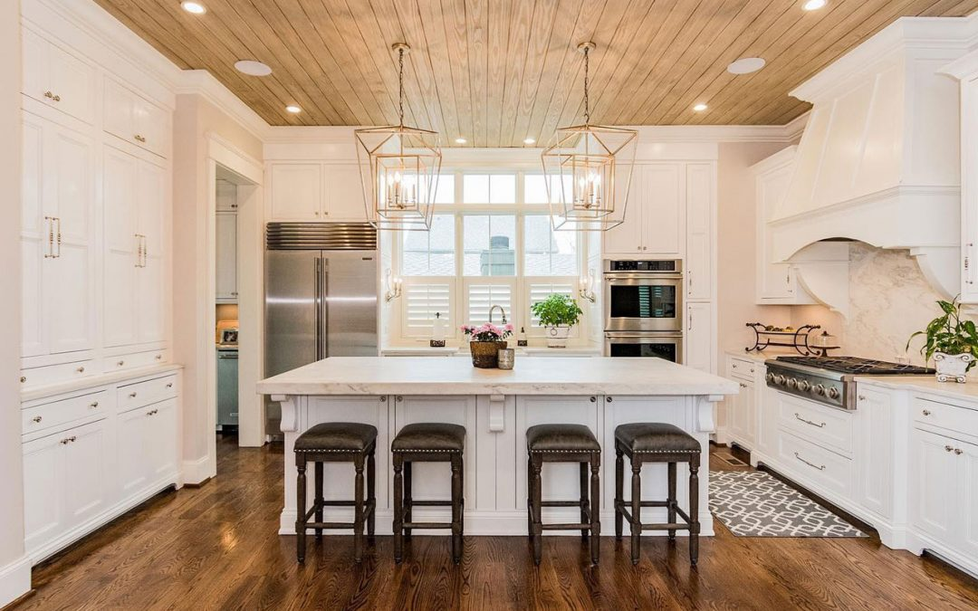 Ceiling Height Kitchen Cabinets | Surface One