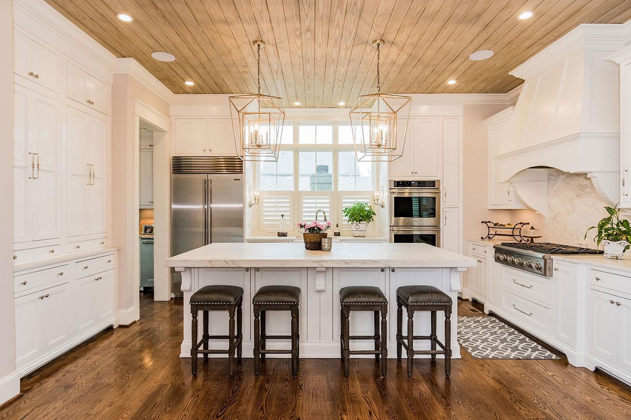 Ceiling Height Kitchen Cabinets Surface One